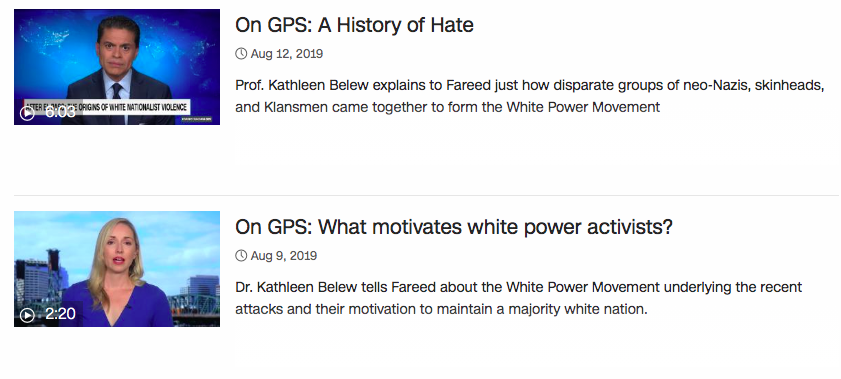 GPS with Fareed Zakaria - A history of hate, August 2019