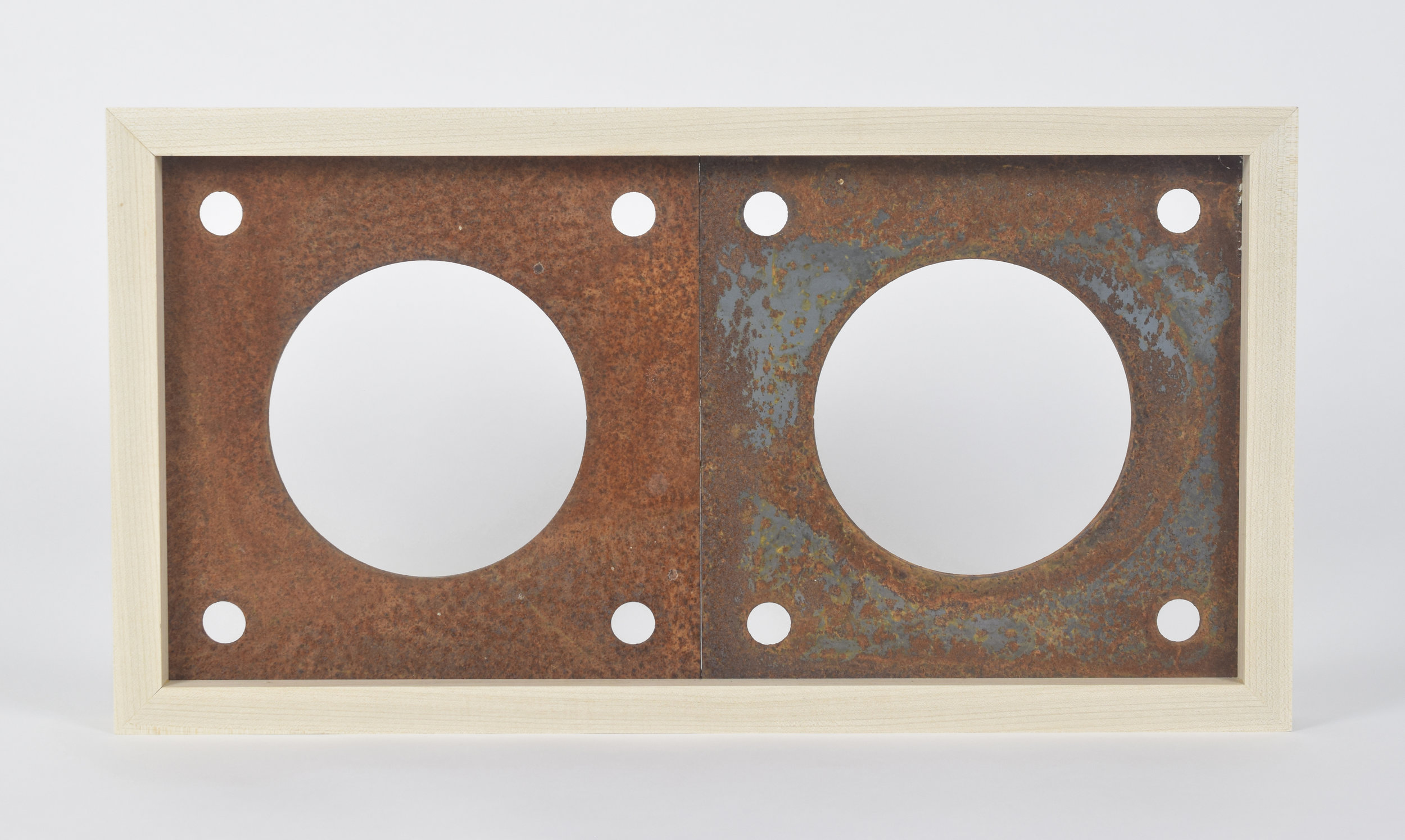 "Mounting Plates, 19""x10""x2"""