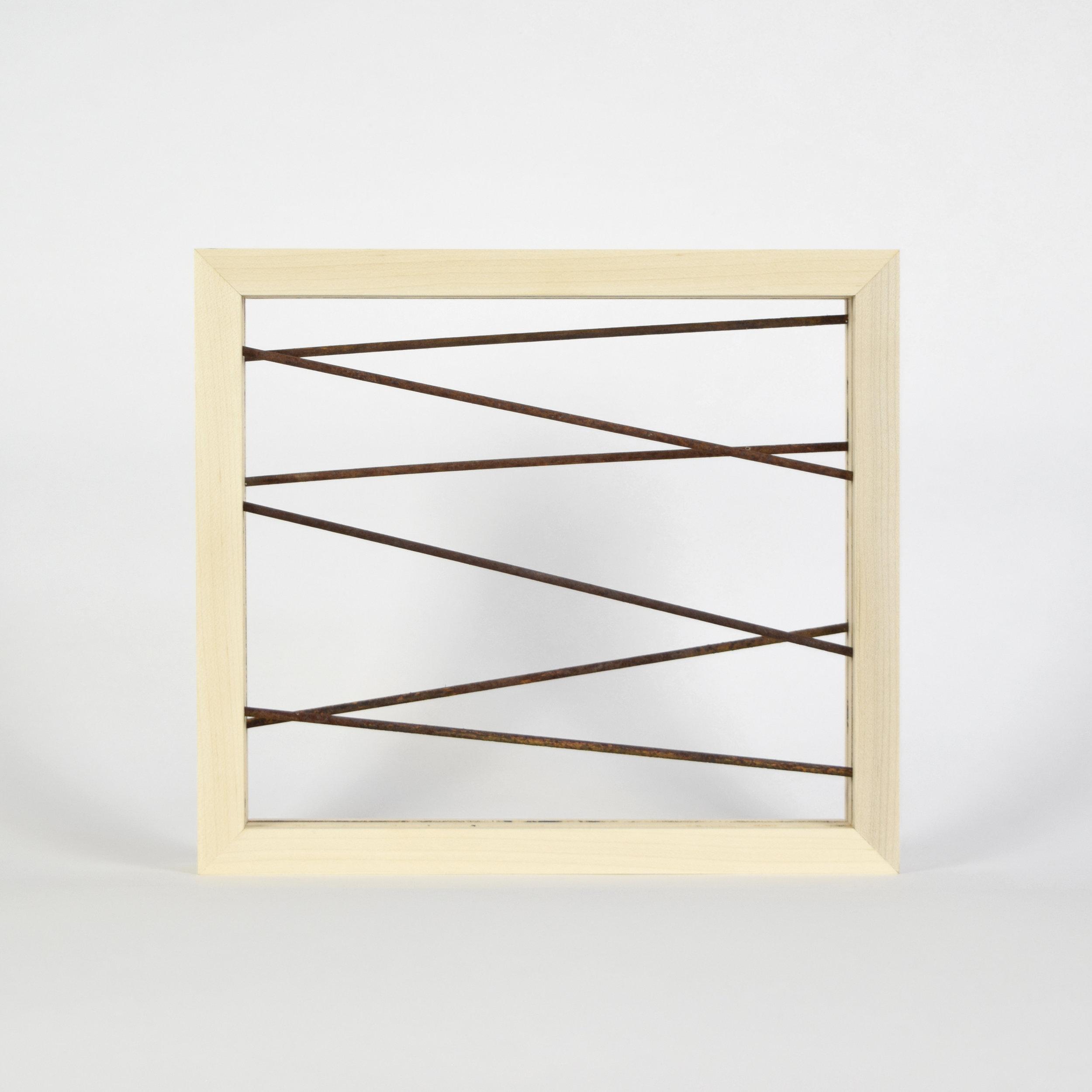 Wires, 10.5x12x2
