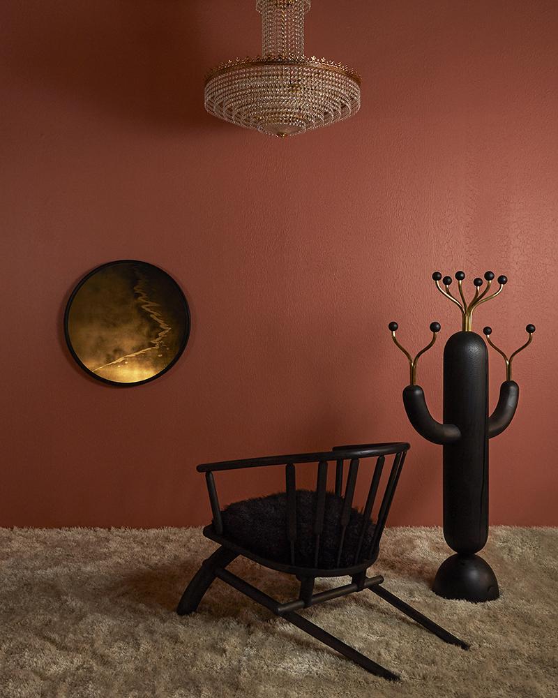 Rainbow Chair - Room Setting