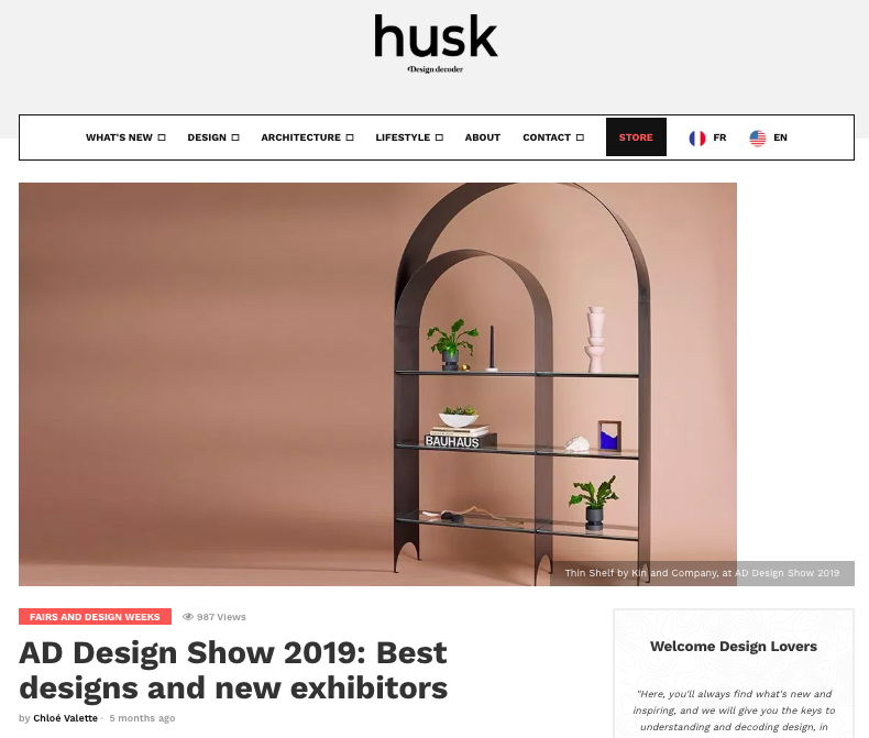 Husk--March 2019