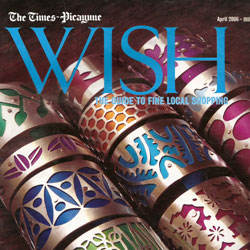 New Orleans Times-Picayune Wish Magazine