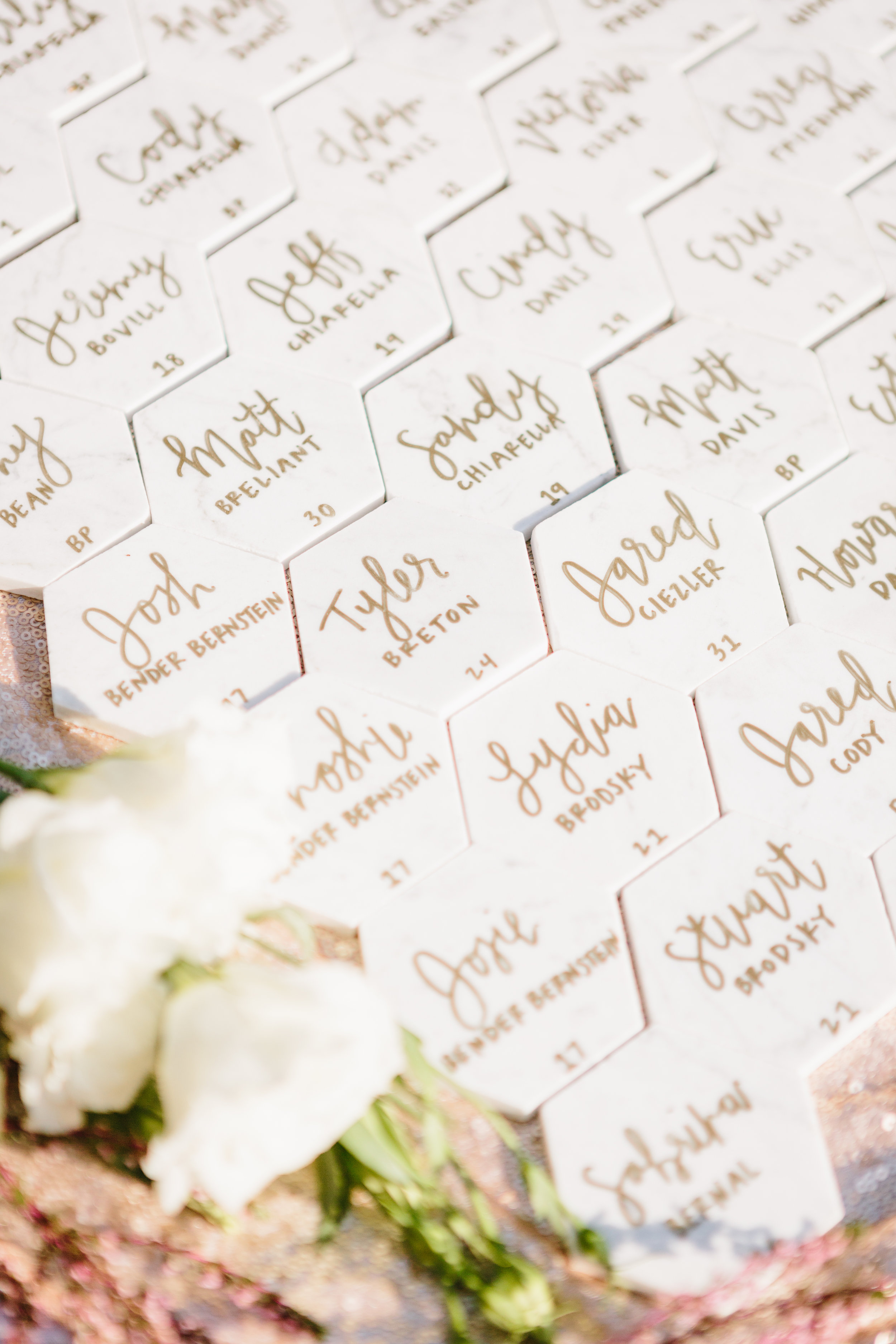 escort tiles Santa Barbara Destination Wedding Planner Designer Orchard Farm