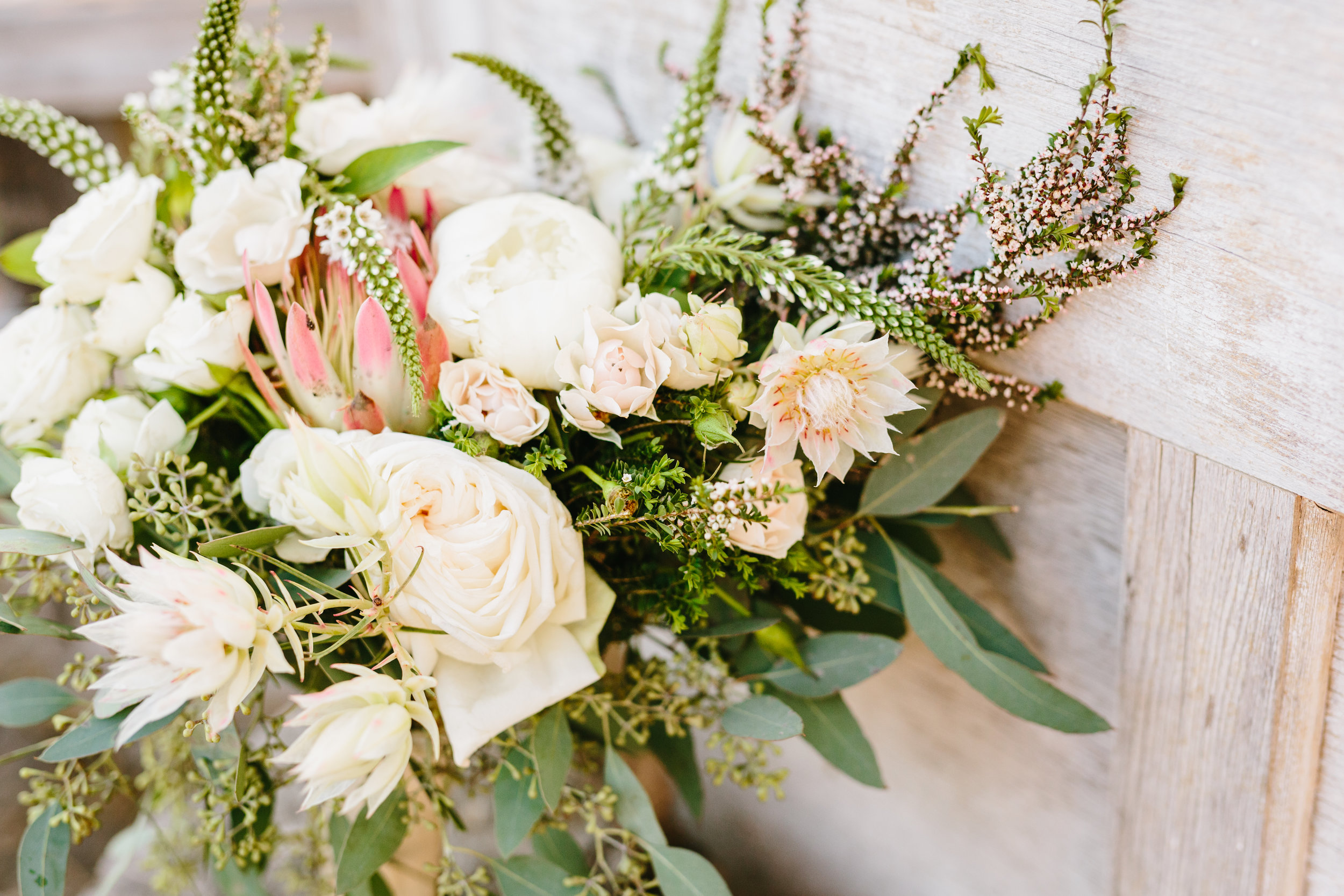 bouquet Santa Barbara Destination Wedding Planner Designer Orchard Farm