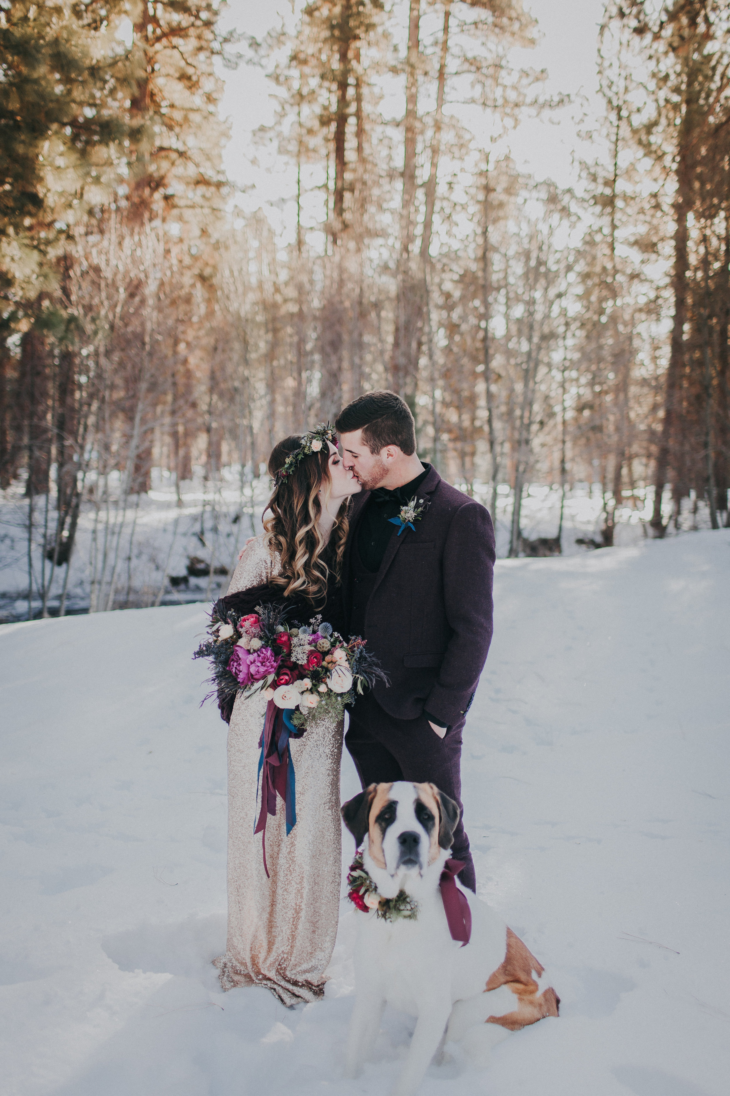 Bend Central Oregon Destination Wedding Planner Designer Brilliant Wedding Co.