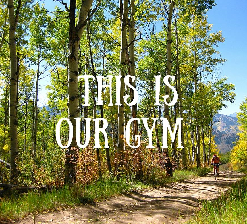 this is our gym restoration fitness