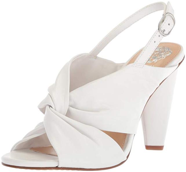 Screenshot_2019-09-05 Amazon com Vince Camuto Women's Kattie Heeled Sandal, Pure, 6 Medium US Heeled Sandals.png