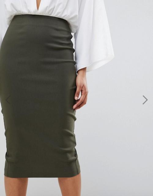 Screenshot_2019-09-13 ASOS DESIGN high waist longerline pencil skirt ASOS(1).png