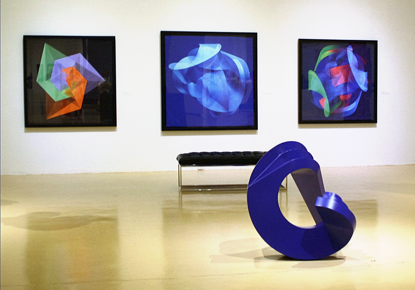 Knot: The Art of Sebastian/El Arte de Sebastian  exhibition at the El Paso Museum of Art.