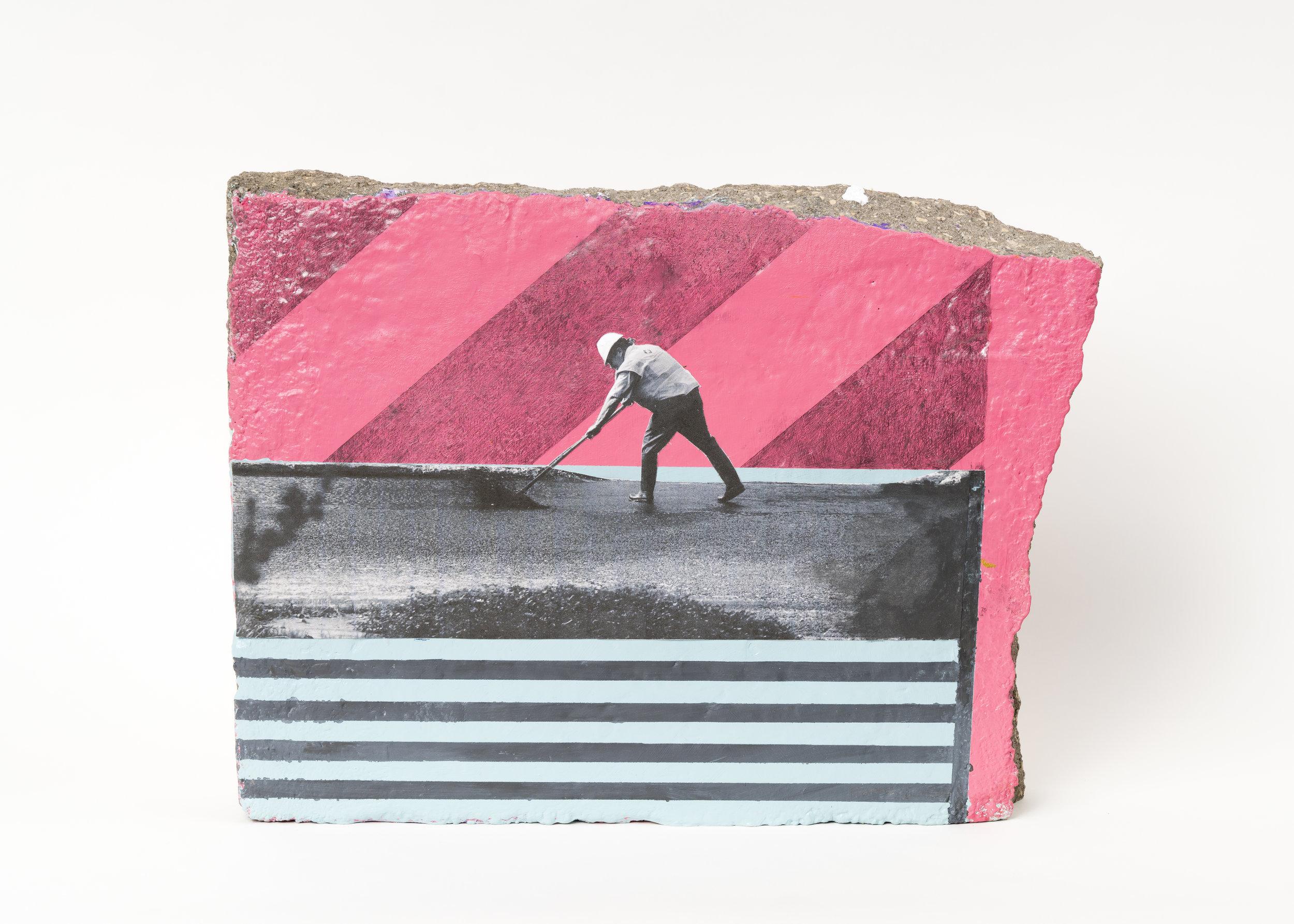 Raul Gonzalez,  Push It , 2017