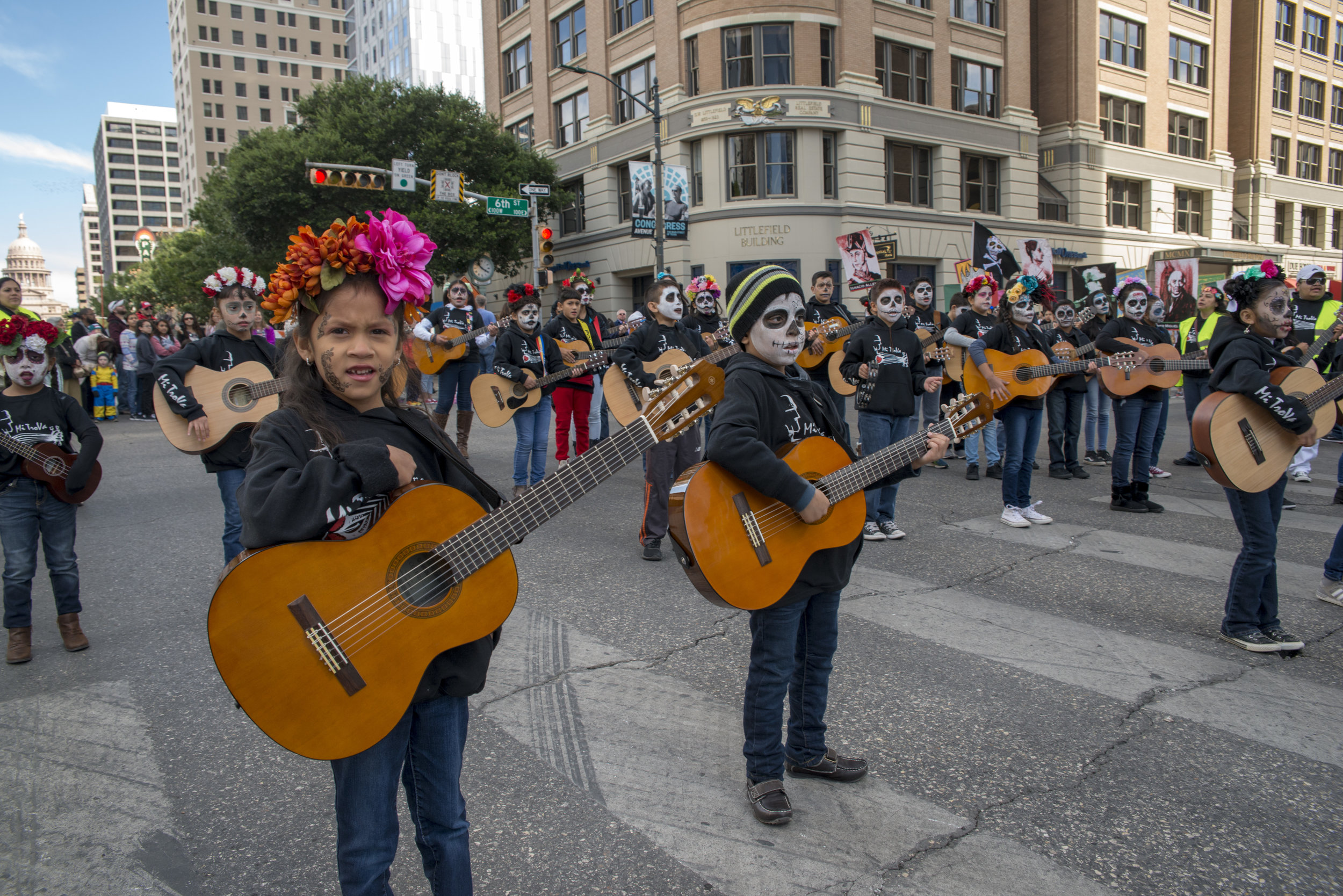 Your sponsorship will help the Mexic-Arte Museum bring positive programming free to the public in the heart of downtown Austin.
