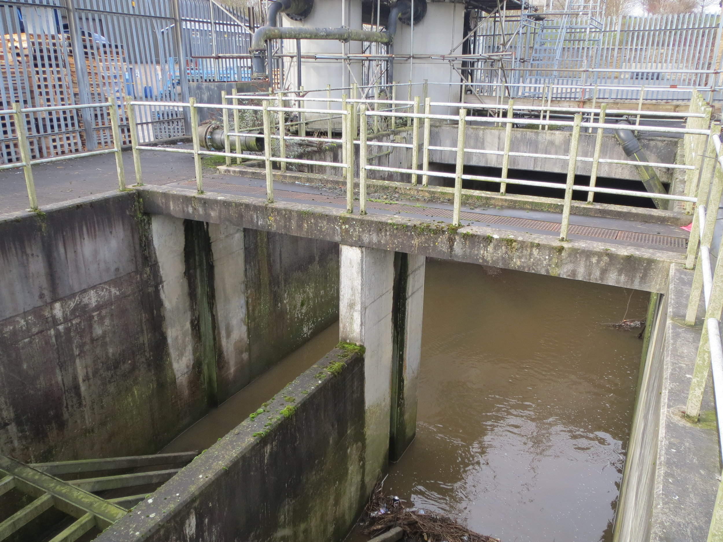 Bradford Beck Flood Alleviation Scheme