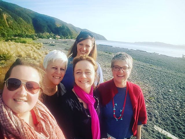 Wonderful time in Sunny Wellington teaching alongside these inspiring musicians !! ☉🎻😄 #suzuki #wellington #inspiraton #whenloveisdeepmuchcanbeaccomplished