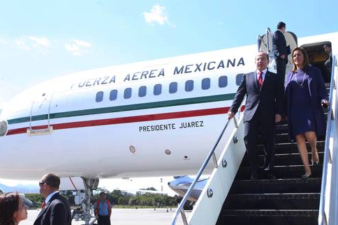 Presidente Juarez - The Mexican Presidential Plane