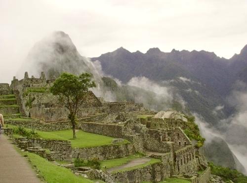 Machu Picchu - A World Heritage Site