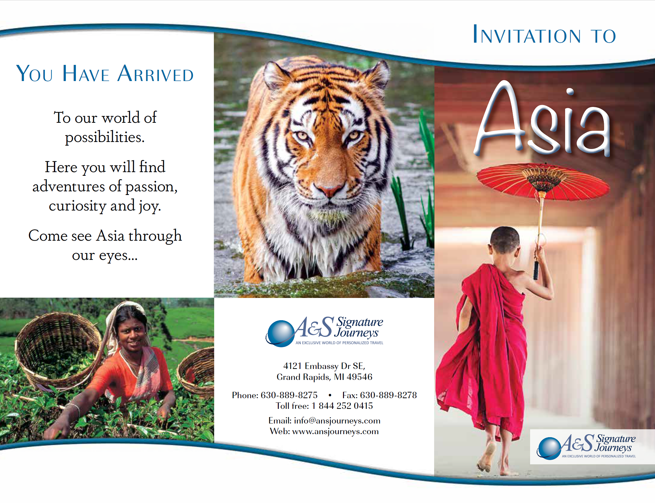 A & S Asia Brochure