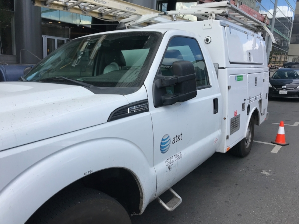 AT&T Truck