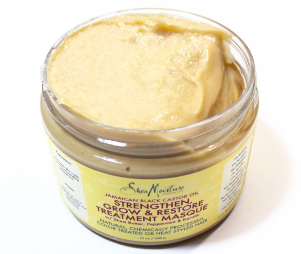 Castor Oil Treatment Masque