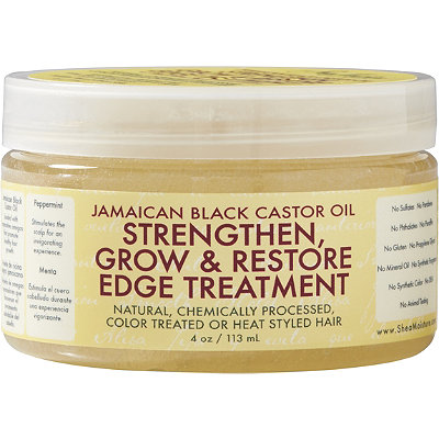 Castor Oil Edge Treatment