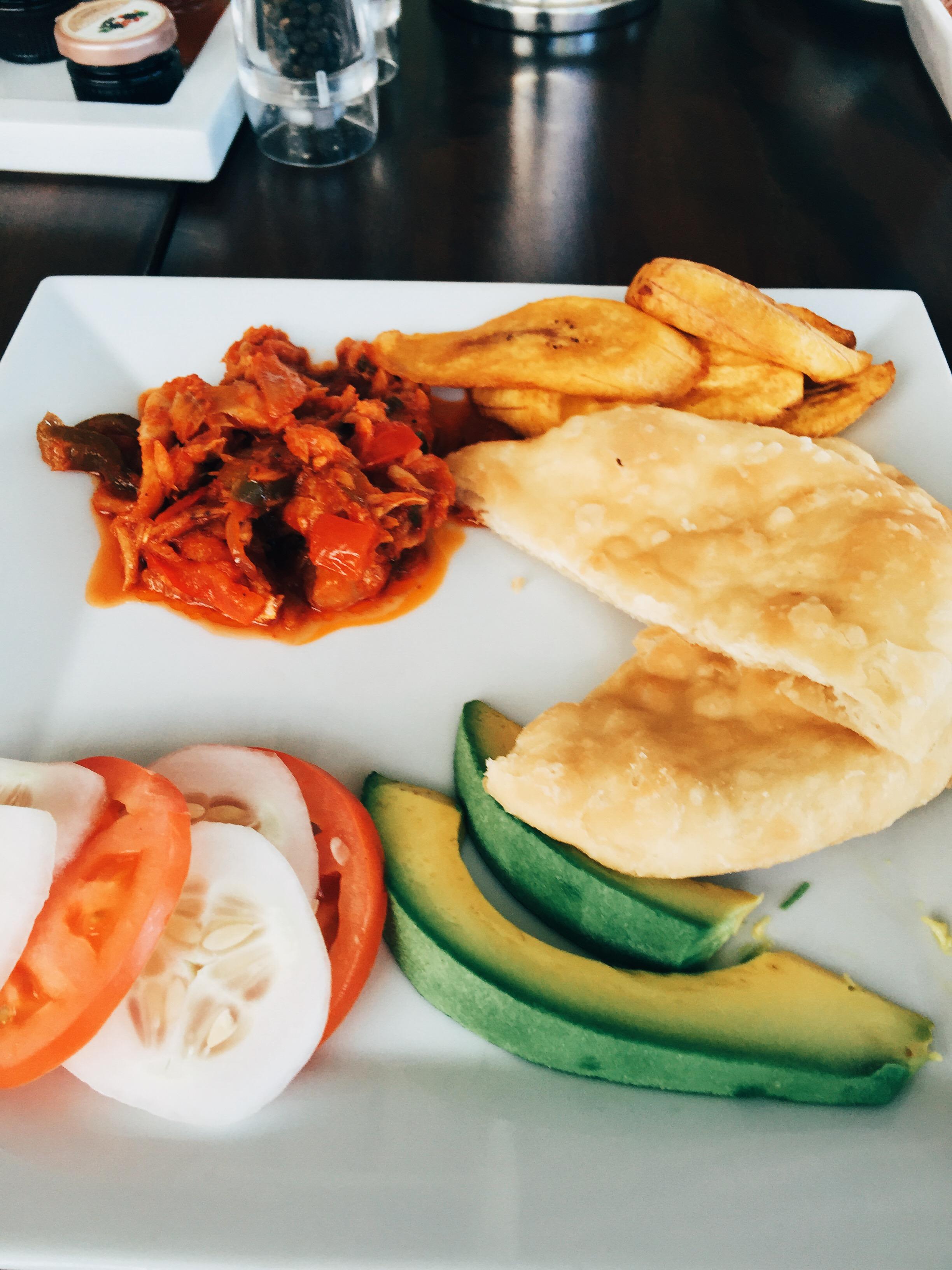 The Signature Caribbean Breakfast
