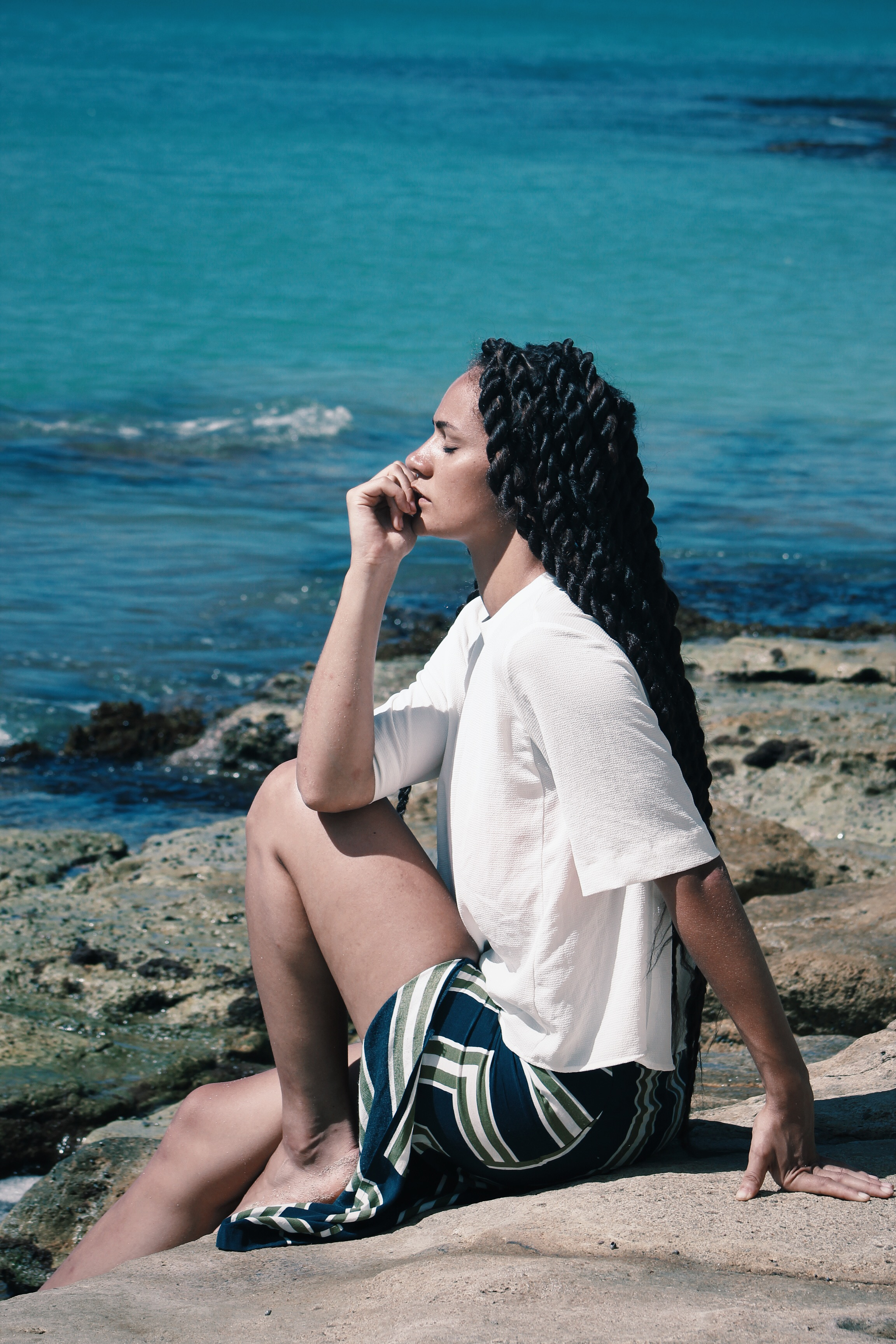 Patricia Roberts - Fort James Beach, Antigua