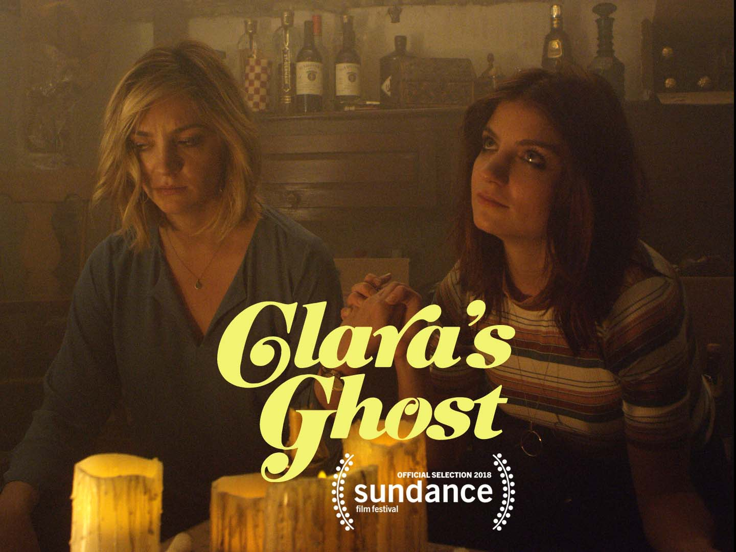 Clara's Ghost // dir: Bridey Elliott // 2018