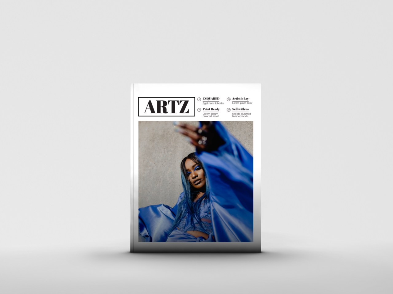 ARTZ:A CSQUARED Magazine -