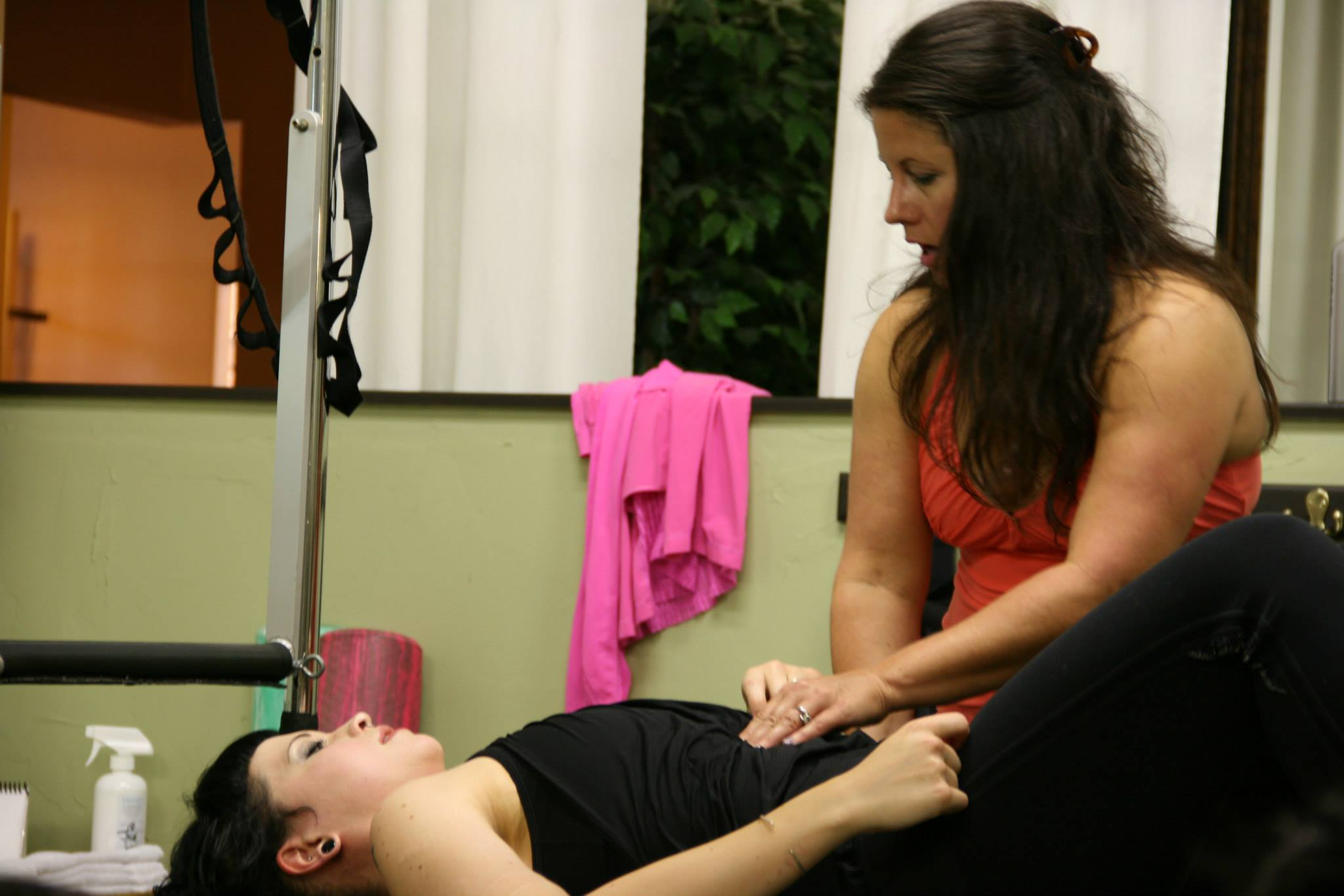 Pilates Cadillac Training