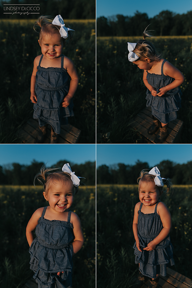 Toddler girl outfit inspiration for pictures