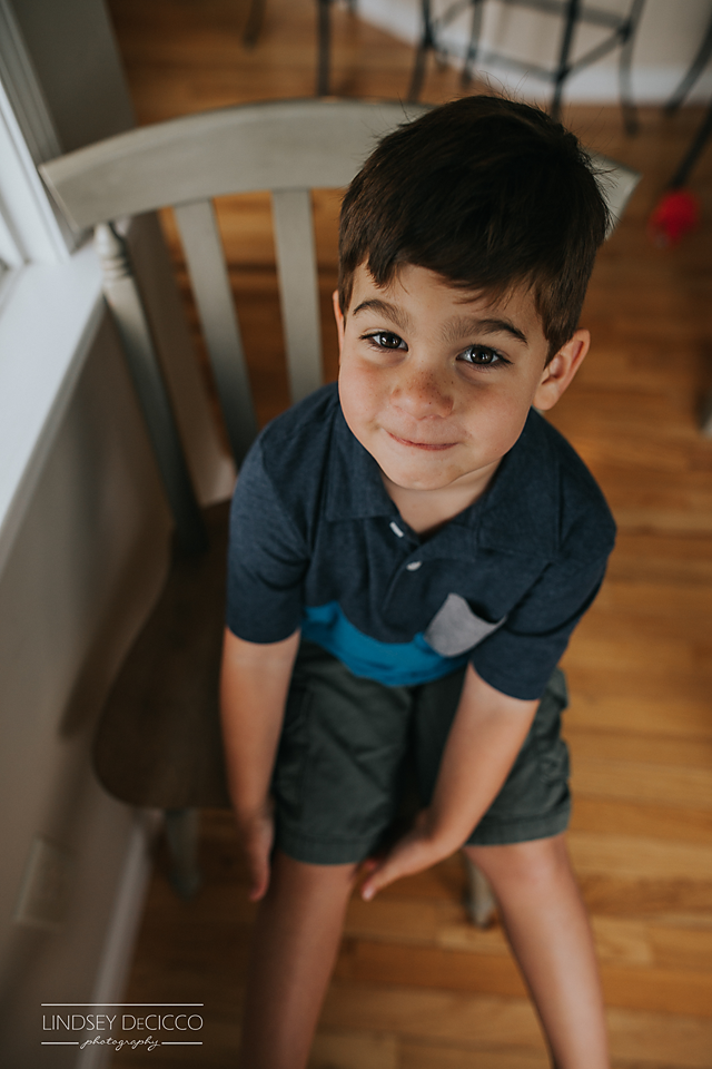 Indiana In-Home Family Photographer