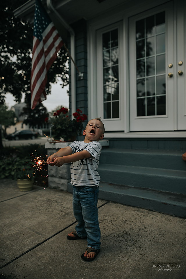 two handed sparklers