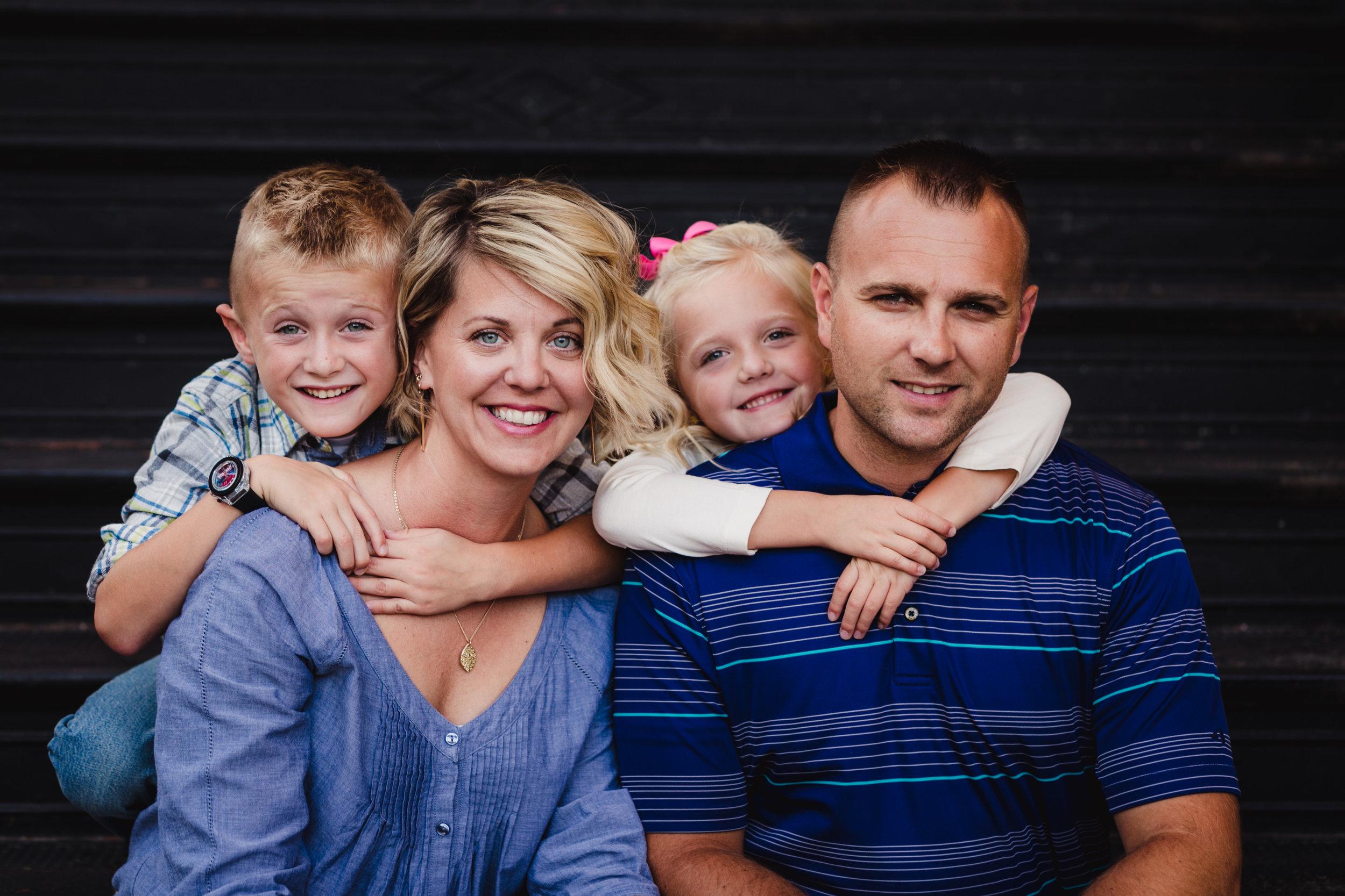 Immediate family, Professional Family Photos