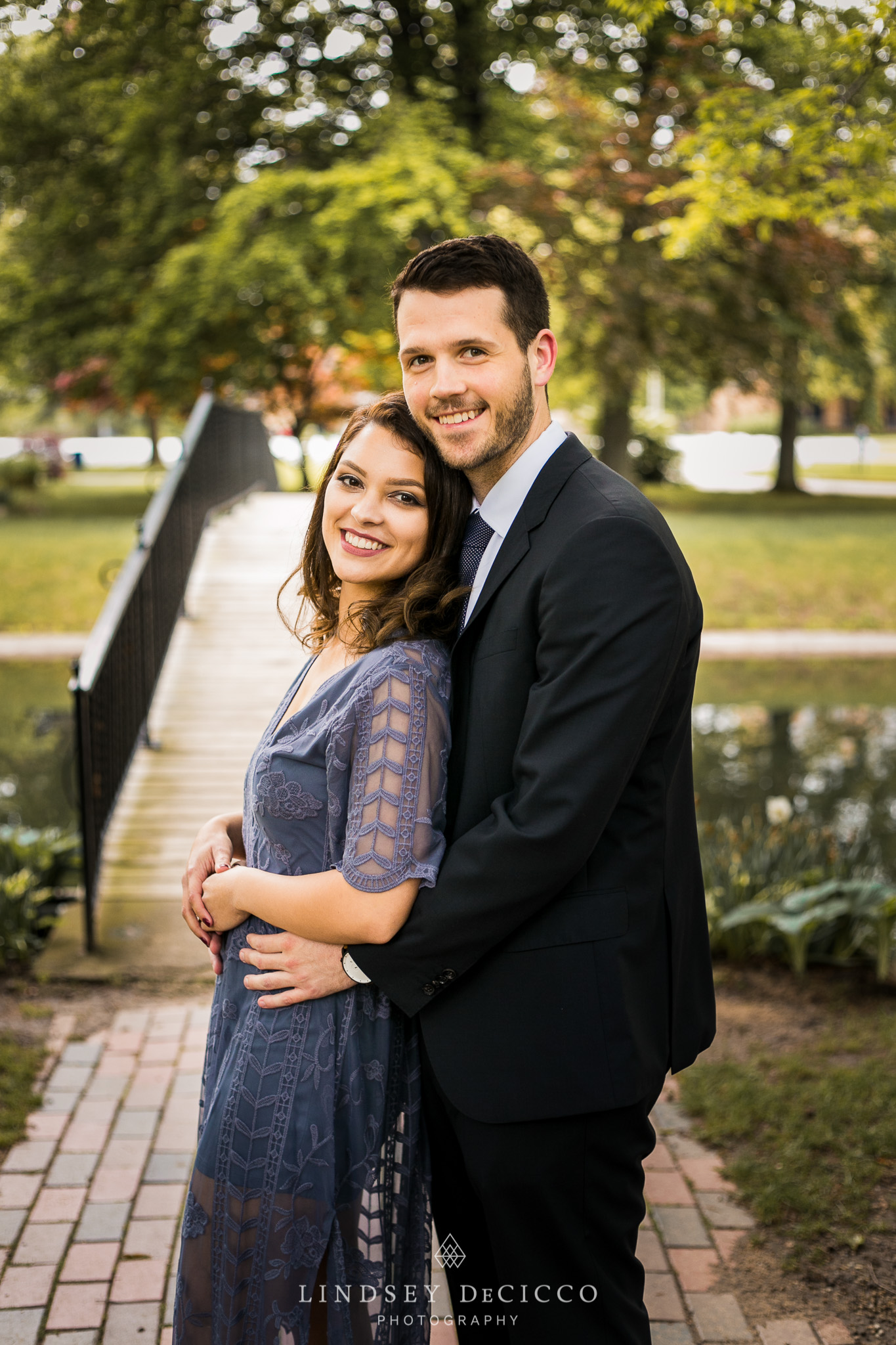 St. Mary's College Engagement Photos, South Bend, IN
