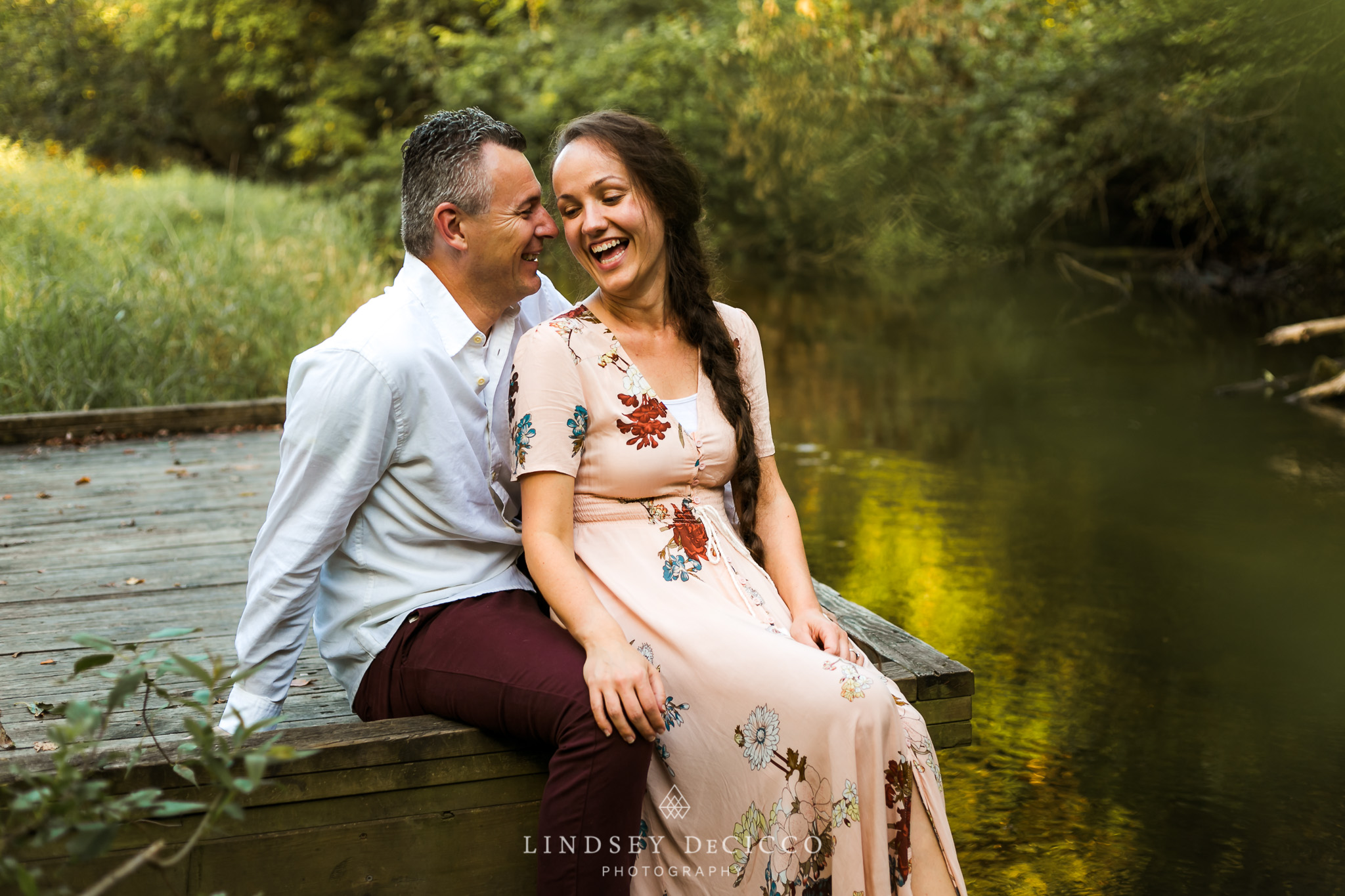 couples session near St. Joseph County, IN