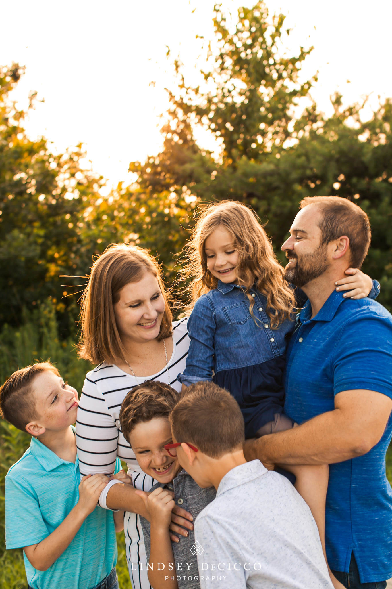 family pictures south bend indiana