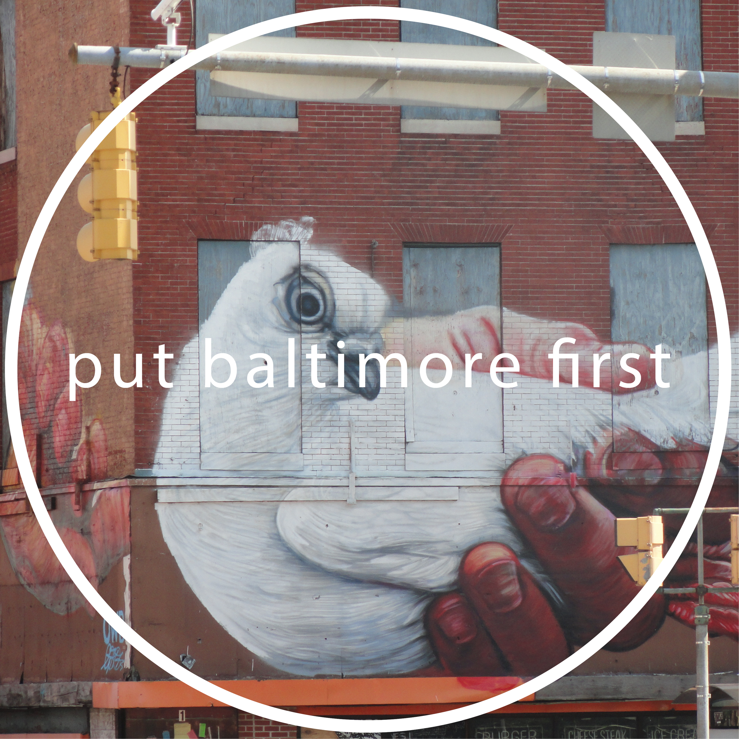 By building a diverse and cooperative network of change makers, we can elevate Baltimore's interests above those of any one organization