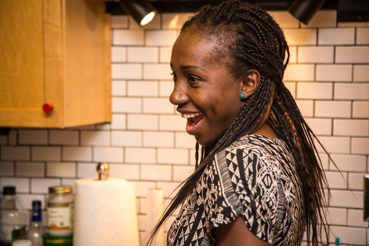 Liliane Makole, Mera Kitchen Collective  WEBSITE: mera.kitchen  FACEBOOK: facebook.com/merakitchencollective  INSTAGRAM: instagram.com/merakitchencollective