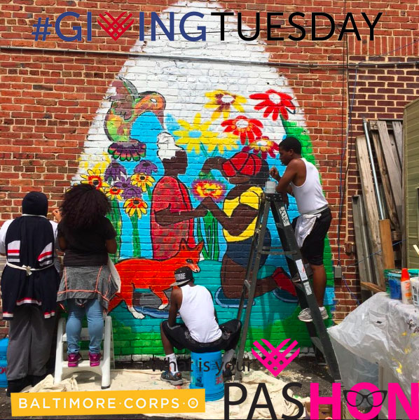 Partner Story: Baltimore Youth Arts
