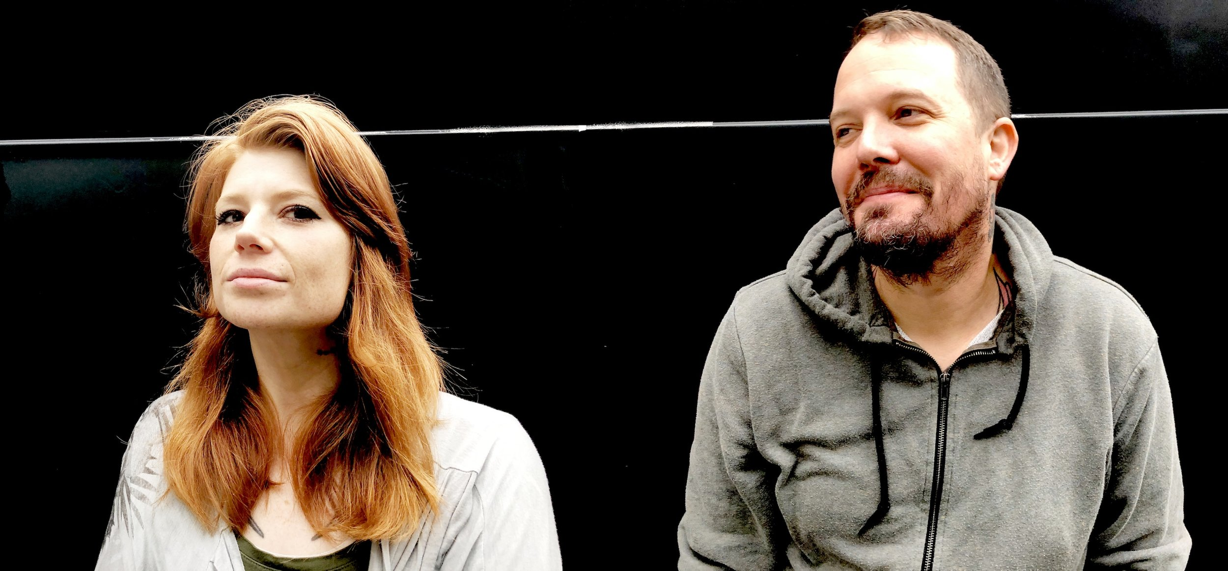 Photo by SNST: Sonja Broach (left), Chris Broach (right)