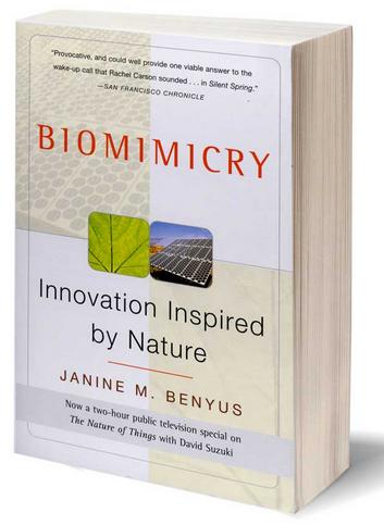 Biomimicry by Janine M Benyus