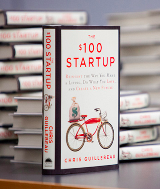 $100 Startup by Chriss Guillebeau