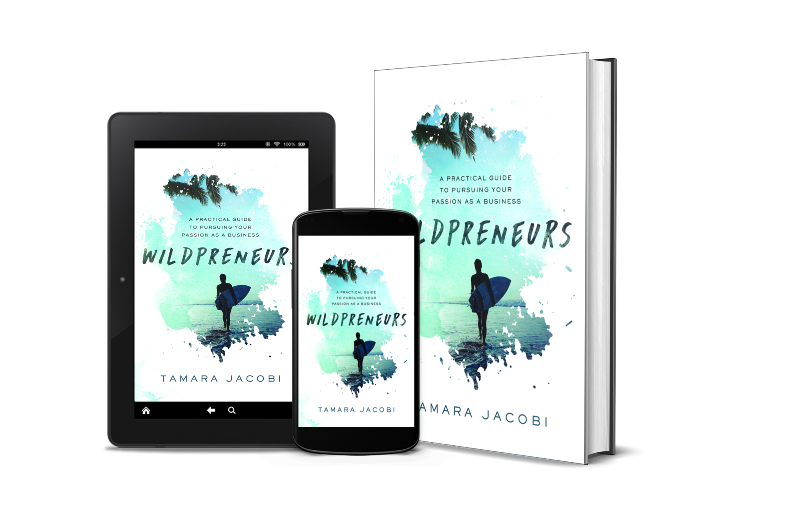 Book - Wildpreneurs is an essential guidebook for turning your passion into business.