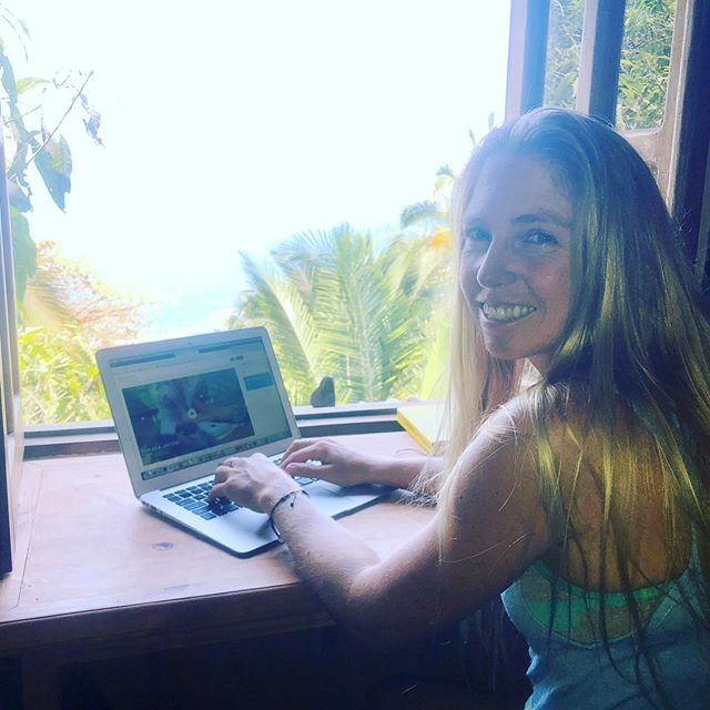 Just another day at my jungle office! The wild inspiration is flowing 🌴. Have been working hard with @evolovemedia and @hcleadership on a little video series for my book, @wildpreneurs . Features @sweatplaylive @mexicolate , Brittas's organic garden and @tailwindjunglelodge and illuminates the essence of turning your passion into a business. Stay tuned...we are excited to share with you very SOON!!! #wildpreneurs #harpercollinsleadership #sweatplaylive #mexicolate #evolovemedia #sanpanchonayarit #freespirits #ecolodge #entrepreneur #entrepreneurlife #adventurelife #inspiration #book