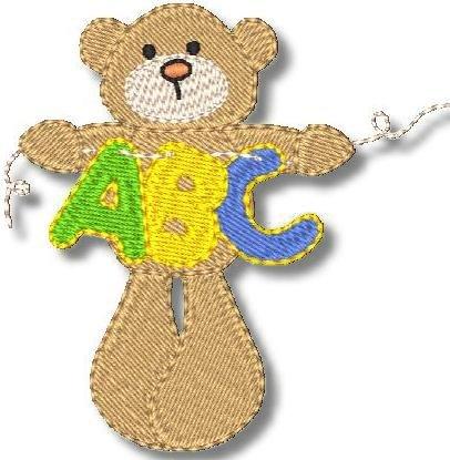 Schoolbear ABC