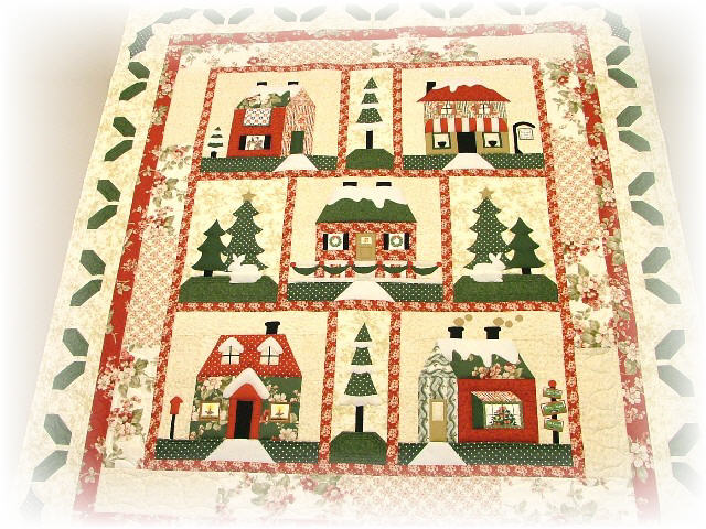 Holly Lane Quilt