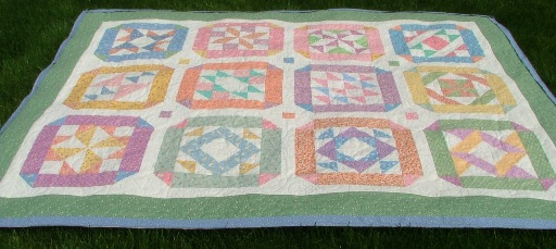 Susans quilt