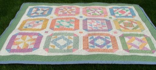 Susans quilt