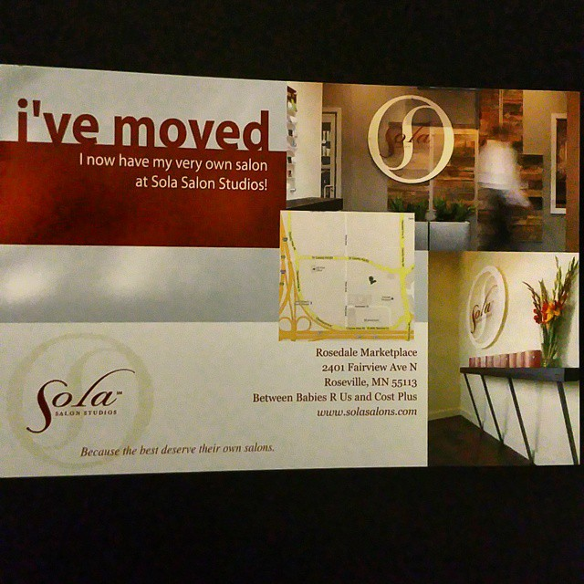 Moving out of my house and into a real studio! See you all there in about a month. I'll keep posting updates as we get closer. Thanks everyone for all your love and support. #transformationtuesday #rosevillemn #massage #minnesota