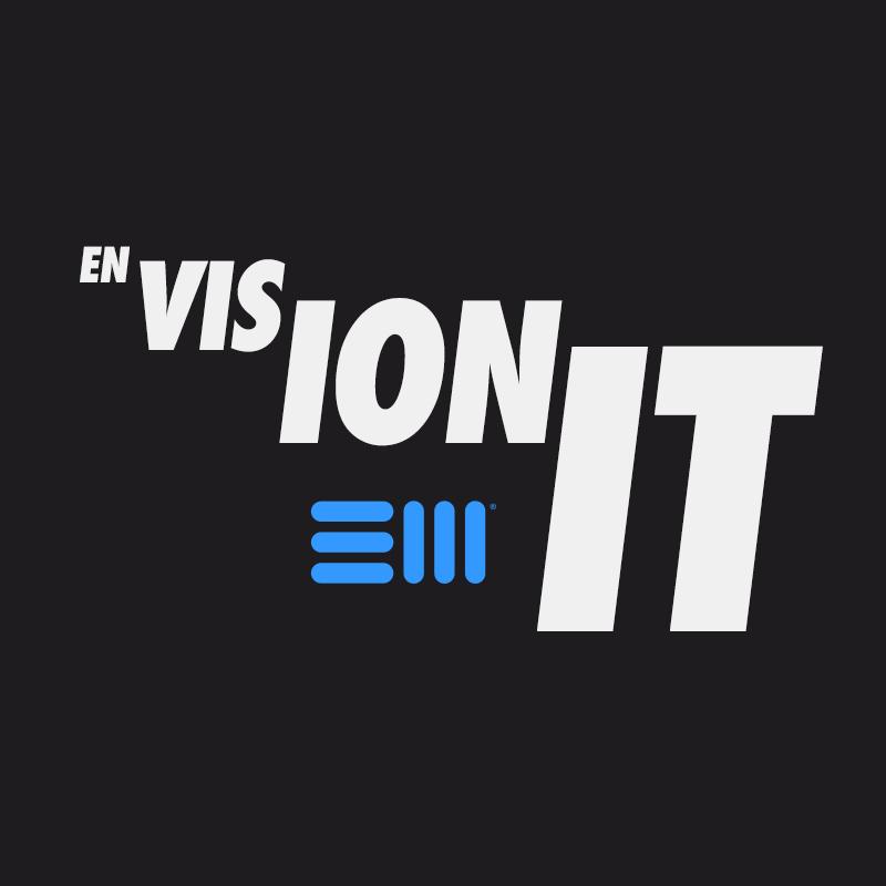 envisionit  logo refresh concept / Design