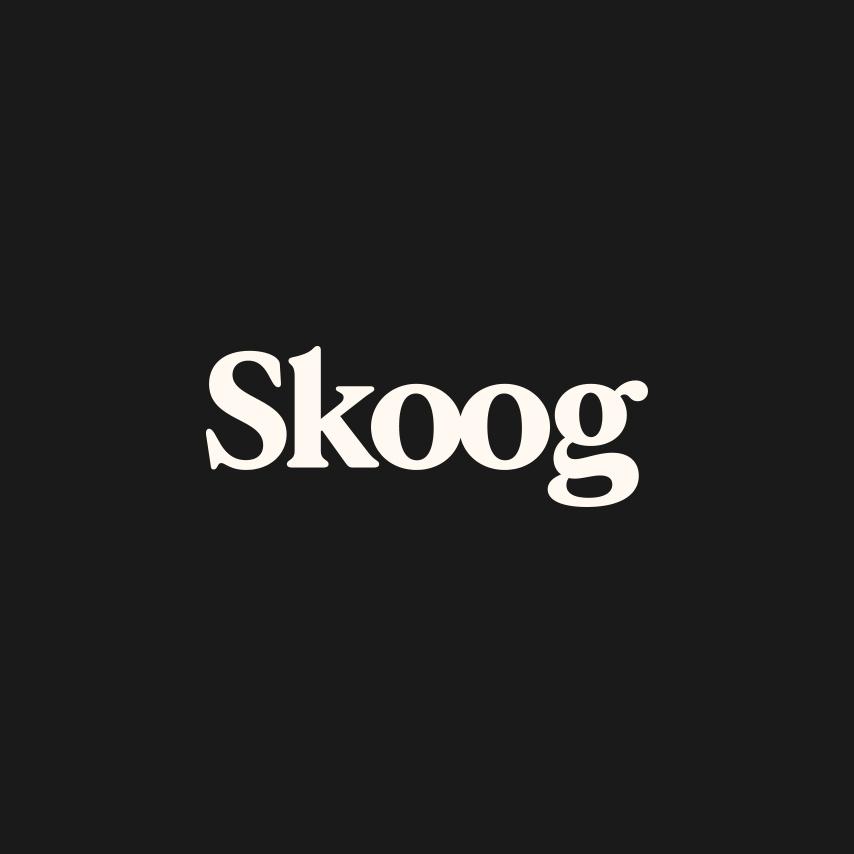 Skoog  logo / Design